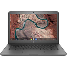 "HP 14"" Chromebook plus 1 Year Damage Protection"