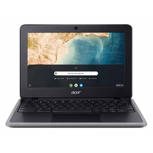 "Acer 11.6"" C733T Touchscreen Chromebook plus 3 Year Produ..."