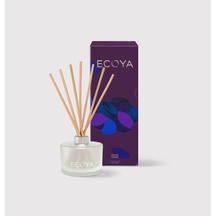 Ecoya Black Violet Reed Diffuser 200ml