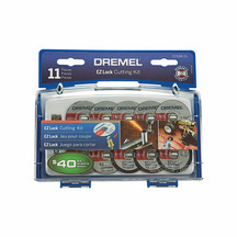 Dremel 11 Piece Ez Lock Accessories Kit