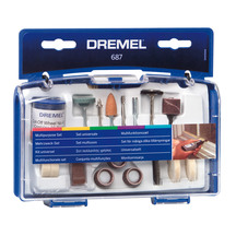 Dremel 52 Piece Multi Purpose Mini Accessories Kit