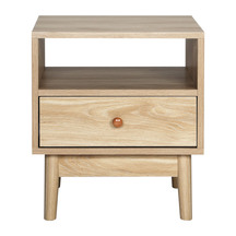 Liberty Asker 1 Drawer Bedside Table