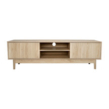 Liberty Asker 2 Door TV Cabinet