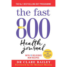 Fast 800 Health Journal - Dr Claire Bailey