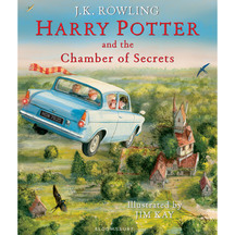 Harry Potter & the Chamber of Secrets Illustrated Edition...