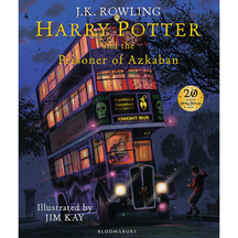 Harry Potter & the Prisoner of Azkaban Illustrated Editio...