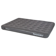 Torpedo 7 Queen Airbed - Dark Grey