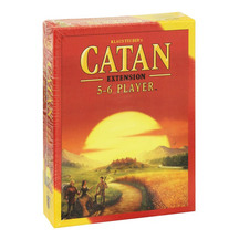 Catan 5th Edition Extension