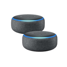 Amazon Echo Dot 3rd Gen Bundle