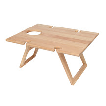 Stanley Rogers Wooden Picnic Table