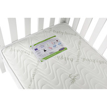 Babyhood Bamboo Breathe Eze Mattress