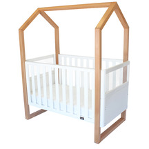 Babyhood Mila Cot 4 in 1