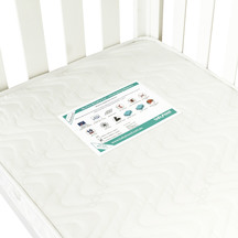Babyhood My First Breathe Eze Mattress