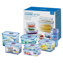 Lock & Lock Classic Large 8 Piece Set