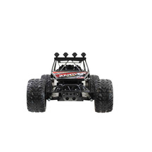 Play Remote Control Monster Rock Crawler with 4 Wheel Fun...