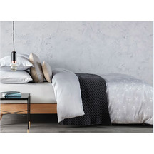 Christy Urbis Platinum Duvet Set