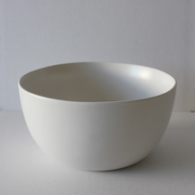 Edit. Winter White Salad Bowl