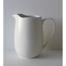Edit. Winter White Water Jug