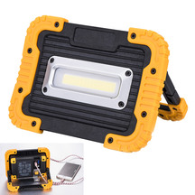 Woodbuilt 10W LED Rechargeable Work Light