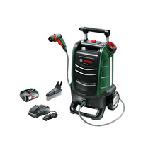 Bosch Cordless 18V Outdoor WaterBlaster with Bonus Batter...