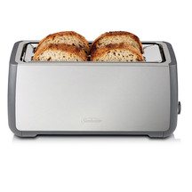 Sunbeam Long Slot 4 Slice Toaster