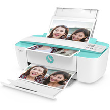 HP DeskJet 3721 Wi-Fi Printer - Sea Grass