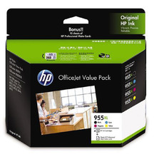 HP 955XL Photo Value Pack