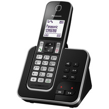 42858   panasonic kx tgd320nzb cordless phone