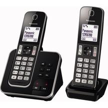 Panasonic Twin Cordless Phone Pack