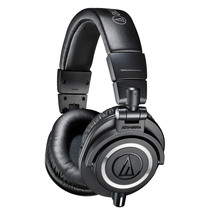 Audio Technica M50X Studio Headphones - Black