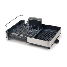 Joseph Joseph Extend Steel Expandable Stainless Steel Dis...