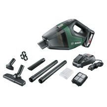 Bosch Cordless 18V Hand-held Vacuum Cleaner Kit