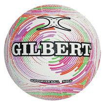 Gilbert Netball - Glam Neon Gloss