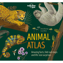Lonely Planet Animal Atlas - Lonely Planet Kids