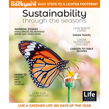 In Your Backyard - Sustainability Through the Seasons