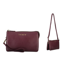 Saben Tilly Crossbody Leather Bag