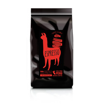 THREE LLAMAS Essence Espresso 500g