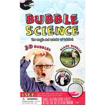 Spice Box Bubble Science