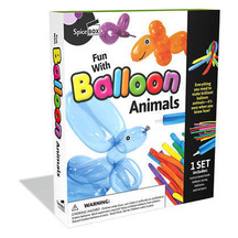 Spice Box Balloon Animals