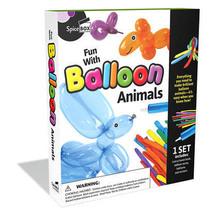 Spice Box Balloon Animals
