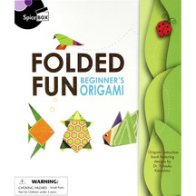 Spice Box Folded Fun Beginners Origami