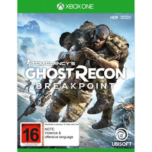 Ghost Recon Breakpoint - XB1