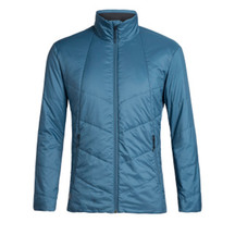 Icebreaker Men's Helix Jacket Thunder