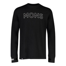 Mons Royale Mns Yotei Tech LS - Black