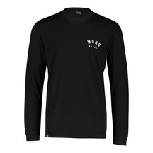 Mons Royale Icon LS Top - Black