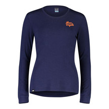 Mons Royale Icon LS Top - Navy