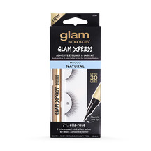 76441   glam by manicare xpress kit ella rose