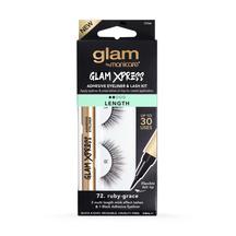 76442   glam by manicare xpress kit ruby grace