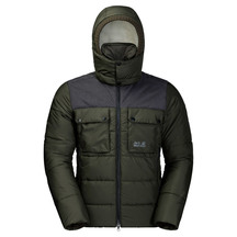 Jack Wolfskin Mens High Range Jacket
