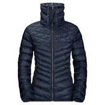 Jack Wolfskin Womens Richmond Hill Jacket  - Midnight Blue
